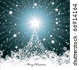 Christmas Background. eps10. - stock vector