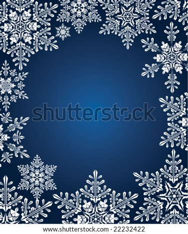 Christmas background vector - stock vector