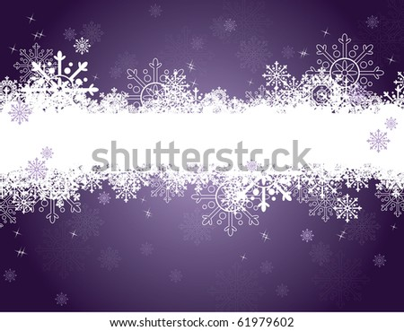 Christmas Background. Vector Illustration. eps10. - stock vector