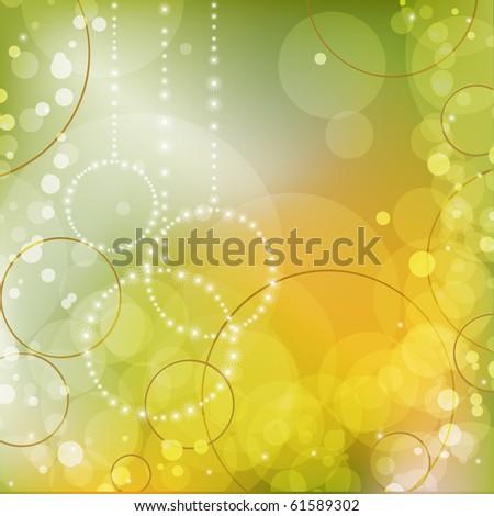 Christmas card. vector 10 eps - stock vector