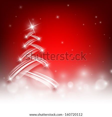 christmas colorful vector design with copy space. Eps10 - stock vector