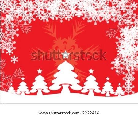 christmas design - stock vector