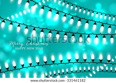 LED Christmas Light Stock Photos, Images, & Pictures ...