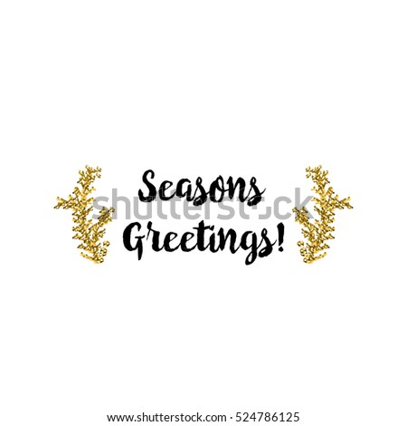 Seasons greeting text images greeting card designs simple christmas greeting card on white background stock vector 2018 m4hsunfo