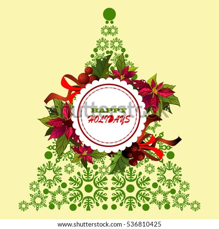 Christmas greeting card vector new year stock photo photo vector christmas greeting card vector new year posters merry christmas banners m4hsunfo