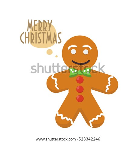 Gingerbread Man Stock Images RoyaltyFree Images  Vectors