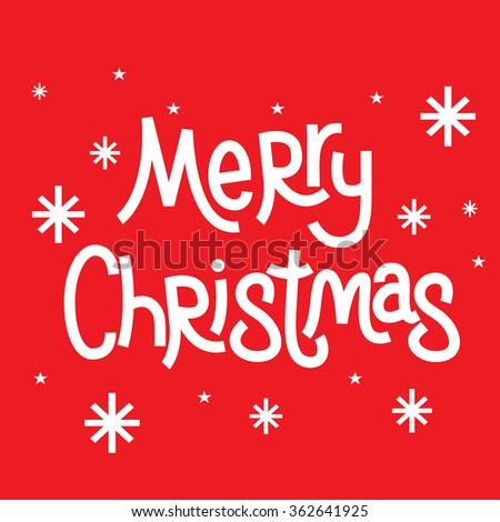 Christmas greeting words merry christmas stock vector royalty free christmas greeting with the words merry christmas m4hsunfo