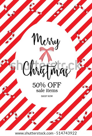 Candy Cane Border Stock Images RoyaltyFree Images  Vectors