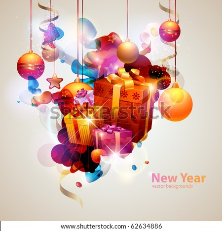 Christmas POSTER - stock vector