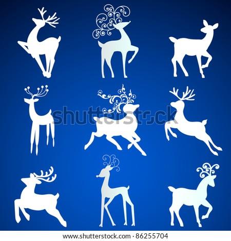 Drawing Deer Stock Photos, Royalty-Free Images & Vectors ...