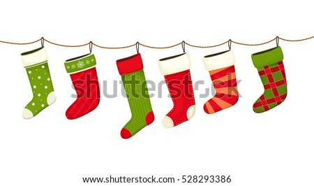 Christmas Stocking Stock Images, Royalty-Free Images & Vectors ...