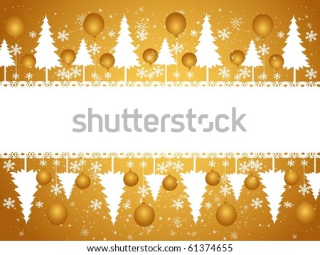 Christmas vector backgrounds - stock vector