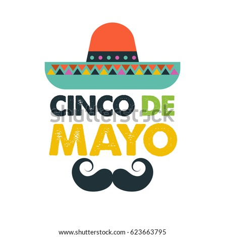 Cinco de mayo may 5 federal stock vector 623663795 shutterstock cinco de mayo may 5 federal holiday in mexico fiesta banner and poster m4hsunfo