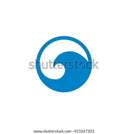 Wave Logo Stock Images Royalty Free Images Vectors