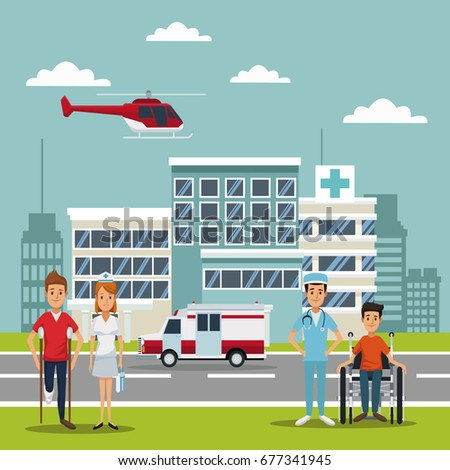 become a helicopter paramedic with City Landscape Scene Building Hospitals Ambulance 677341945 on Cheerful peanut butter and jelly cartoon friends tshirt 235230066168443991 together with Youll Not Get Me Gold Leprechaun T further Malibu Power Goes Out When Car Hits Power Pole in addition Qld Ambulance Service Paramedics Buderim likewise Airedale terrier valentines gifts tee shirt 235000064821449943.