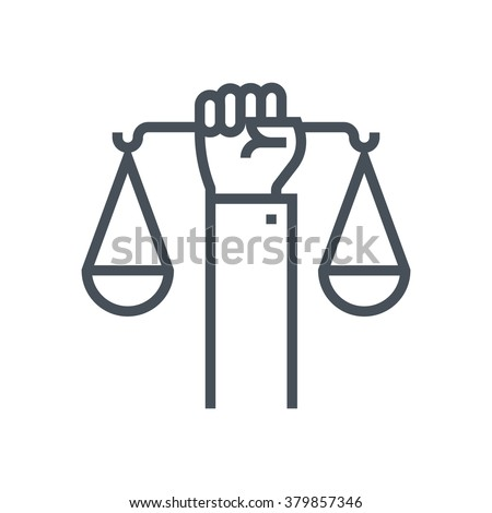 Civil Rights Lawyer Clip Art