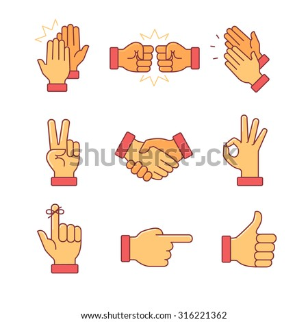 Clapping Hands Stock Images, Royalty-Free Images & Vectors ...