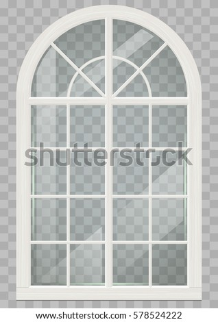 Arch stock images royalty free images vectors for Classic window design