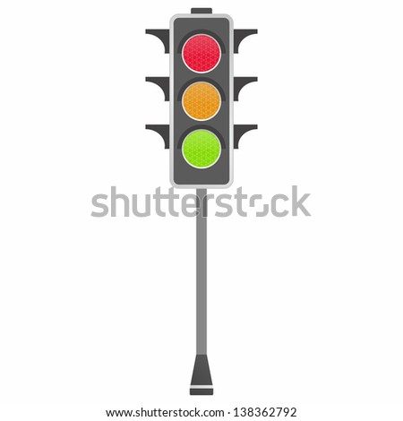 Classic traffic lights - full version