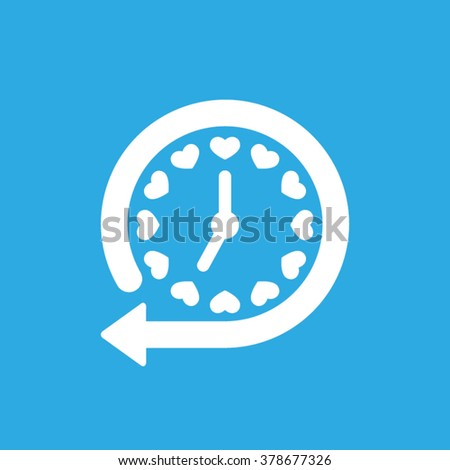 Clock arrow. Clock Icon Vector. Clock Icon JPEG. Clock Icon Object. Clock Icon Picture. Clock Icon Image. Clock Icon Graphic. Clock Icon JPG. Clock Icon EPS. Clock  - stock vector
