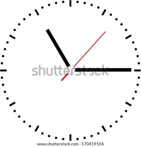 Clock Face Stock Images Royalty Free Images Vectors