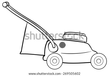 Grass-cutter Stock Images, Royalty-Free Images & Vectors ...