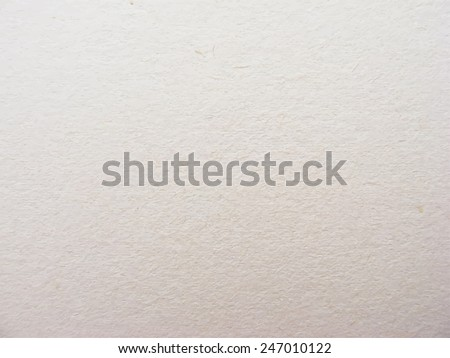 Close-up paper texture - stock vector