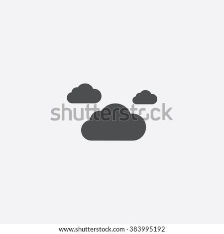 cloud Icon. cloud Icon Vector. cloud Icon Art. cloud Icon eps. cloud Icon Image. cloud Icon logo. cloud Icon Sign. cloud Icon Flat. cloud Icon design. cloud icon app. cloud icon UI. cloud icon web - stock vector