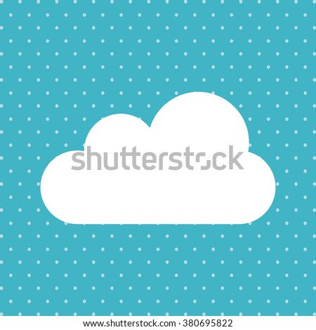 cloud icon design