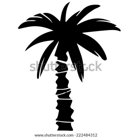 Palm Tree Logo Stock Images, Royalty-Free Images & Vectors ...