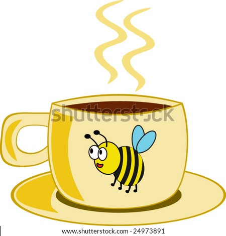 Coffee cup - stock vector