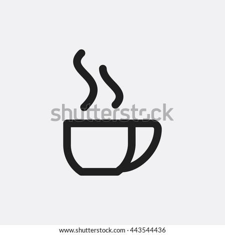 Coffee cup Icon, Coffee cup Icon Eps10, Coffee cup Icon Vector, Coffee cup Icon Eps, Coffee cup Icon Jpg, Coffee cup Icon, Coffee cup Icon Flat, Coffee cup Icon App, Coffee cup Icon Web, Coffee cup - stock vector