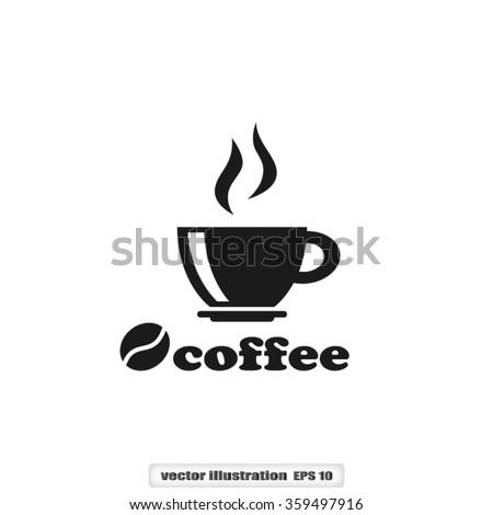 coffee cup icon, coffee cup icon eps10, coffee cup icon vector, coffee cup icon jpg, coffee cup icon picture, coffee cup icon app, coffee cup icon web, coffee cup icon art, coffee cup icon object - stock vector