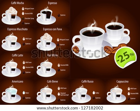 Mocha Breve Stock Photos, Royalty-Free Images & Vectors - Shutterstock