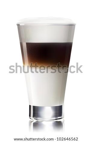 Coffee Latte - stock vector