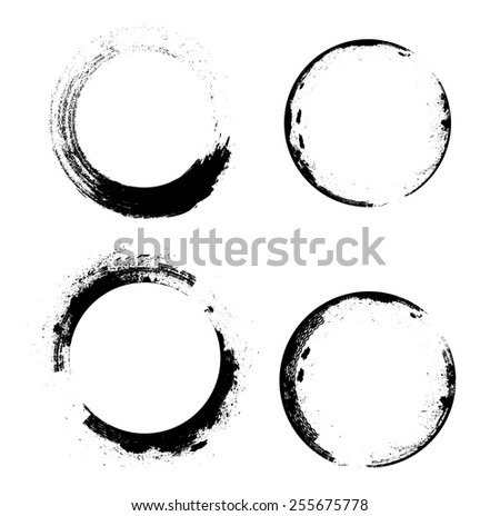 Offset Coffee Ring