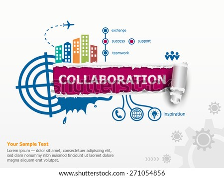 communication collaboration paper Collaboration processes 21 th ese literatures — outside traditional public adminis-tration research — provide insight into the complex.