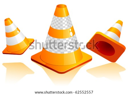 Collect traffic icon, element for design, vector illustration - stock vector