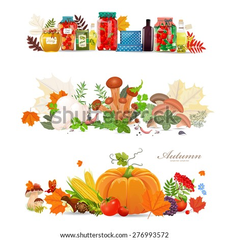 Harvest Border Stock Images, Royalty-Free Images & Vectors ...