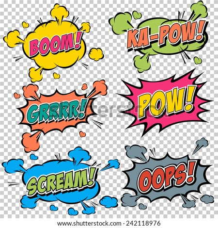 how to write sound effects in words