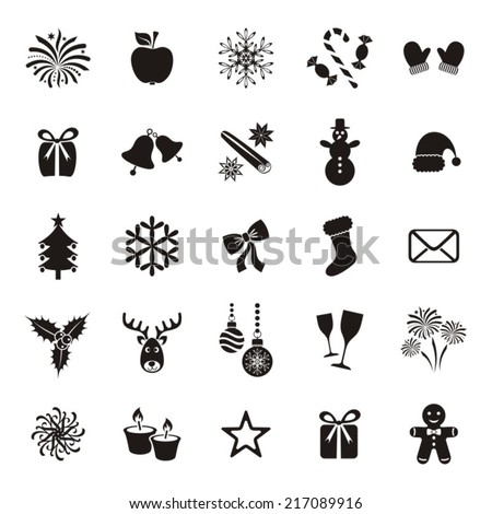 Christmas symbols stock photos images amp pictures shutterstock