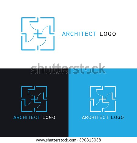 Logo Architecture Diagram Circuit Connection Diagram