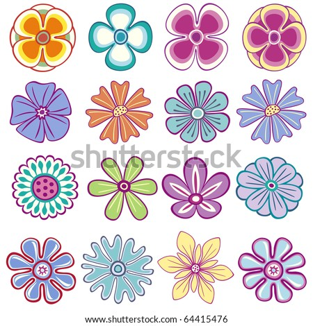 Hippie Flowers Stock Images, Royalty-Free Images & Vectors ...