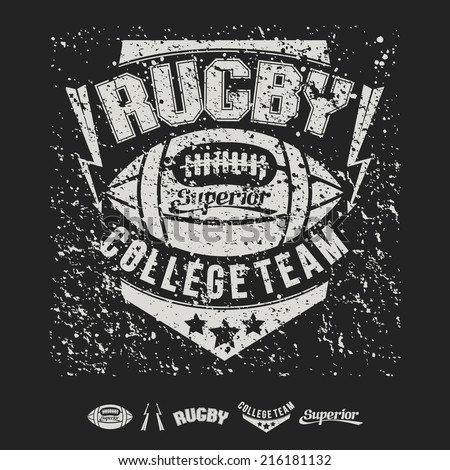 College Shirt Design Design For T-shirt