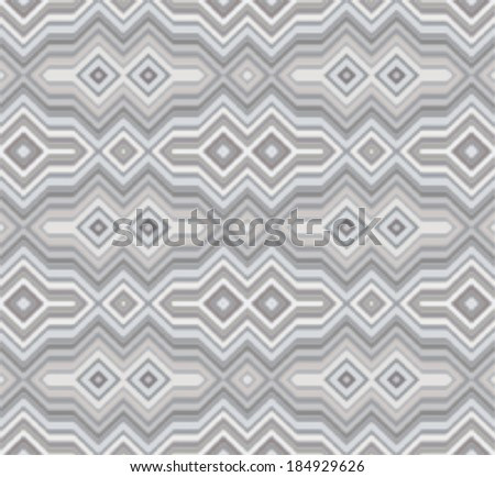 Color Abstract Retro Vector Striped Background, Fashion Zigzag Pattern, Mesh Illustration - stock vector