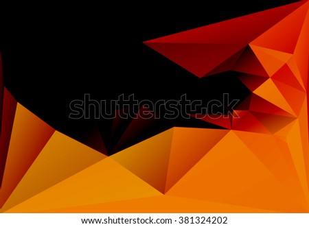 color abstract vector background, illustration eps 10