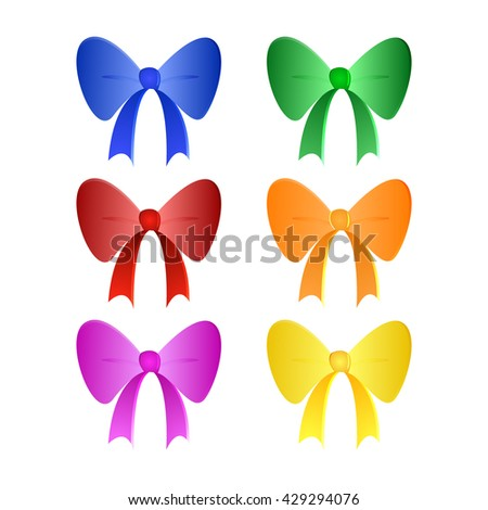 color bows