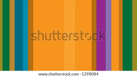 Color Field - stock vector