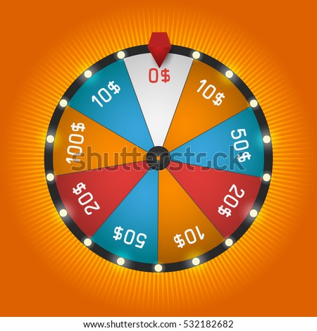 spin game stock images, royalty-free images & vectors | shutterstock, Powerpoint templates