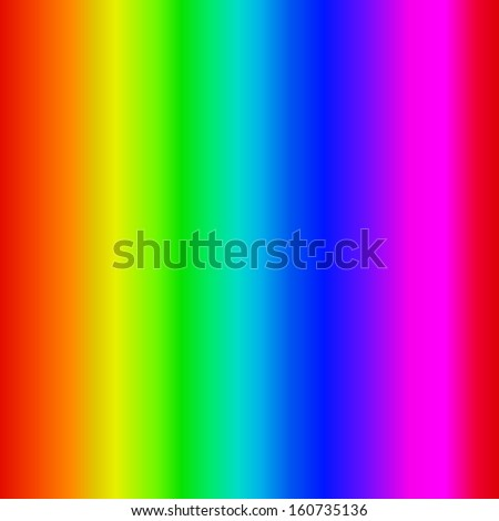 Color Spectrum Bars Background. Vector - stock vector